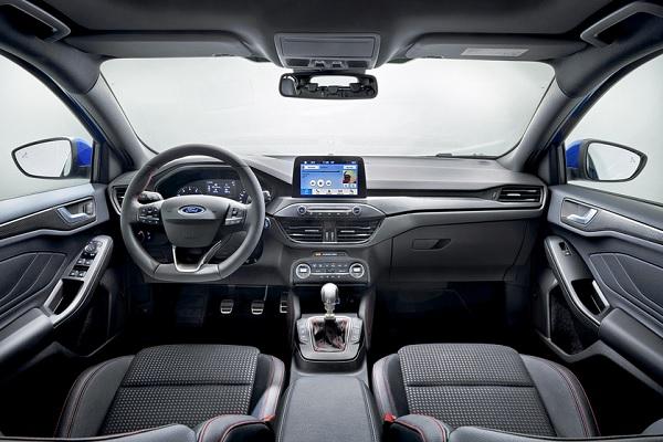 Новый Форд Фокус 2020