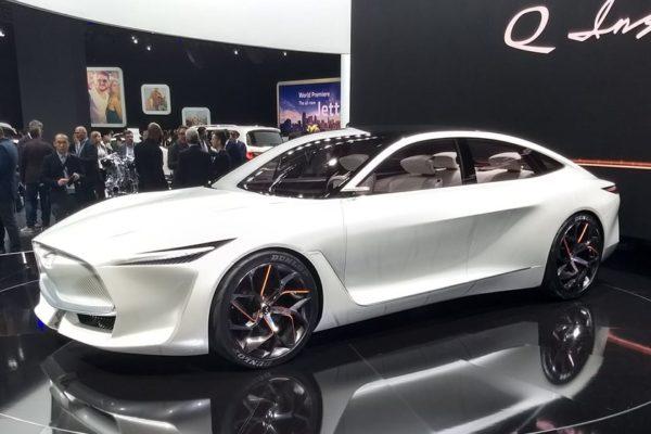 Новинки авто 2021 года
