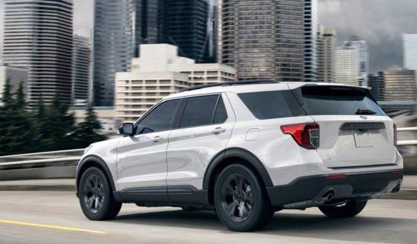 Новый Форд Эксплорер 2021
