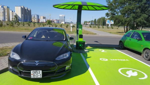 Налоги на электромобили в России в 2021 году