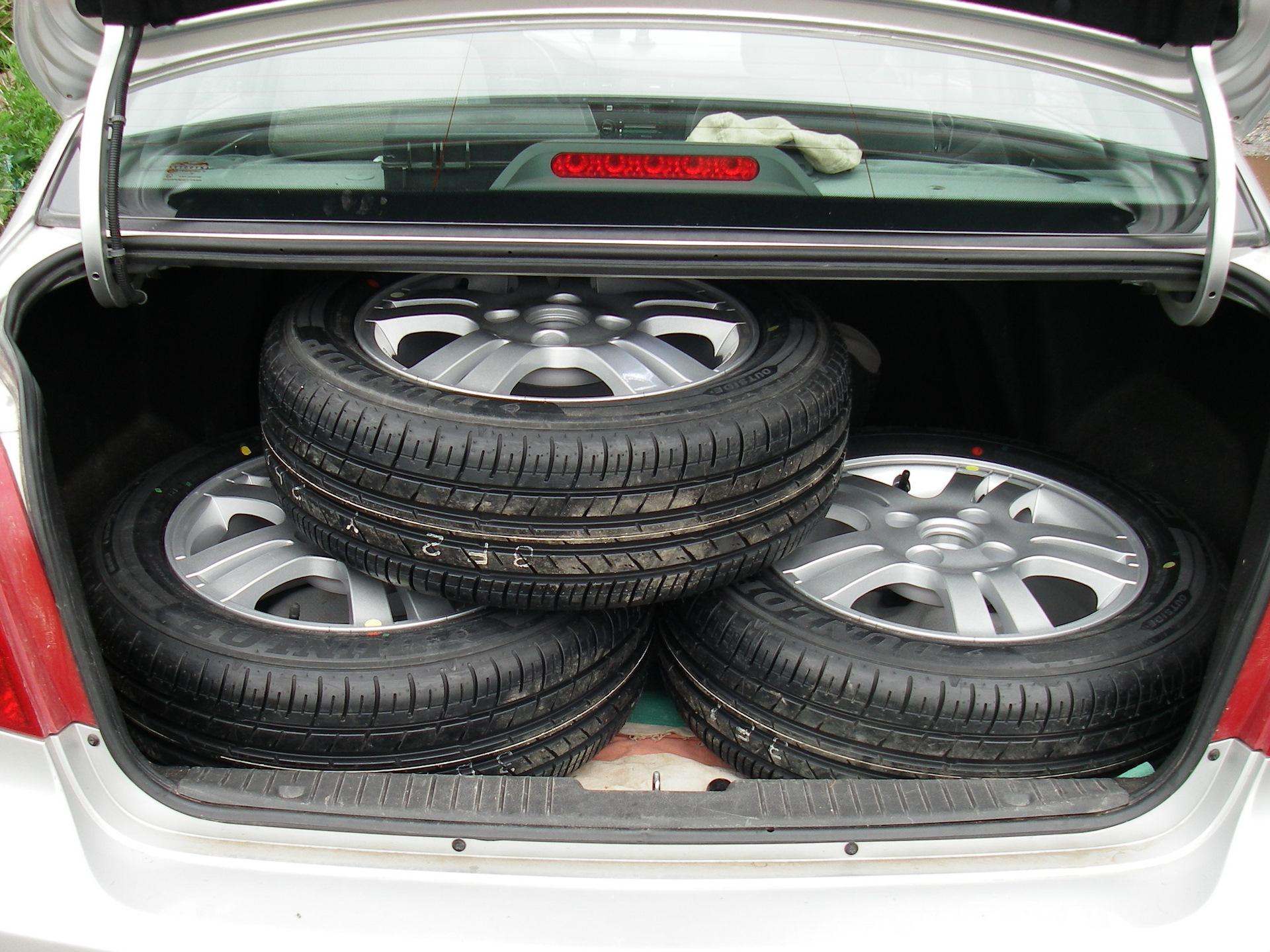 ТОП-10 лучшей летней резины для автомобиля