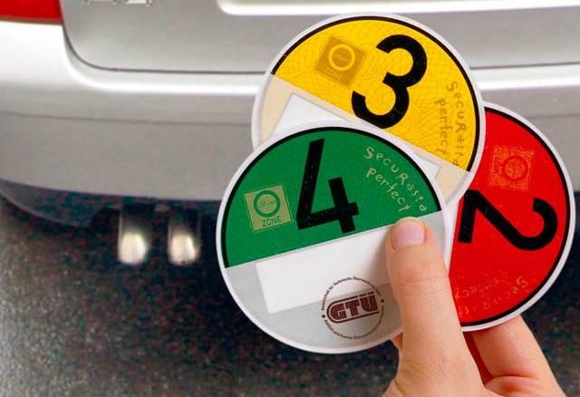 Экологические классы транспортного средства: какие бывают и как узнать