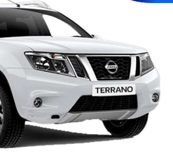 Обзор на Nissan Terrano
